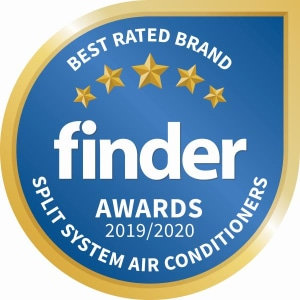 Fujitsu General wins Finder's first retail award