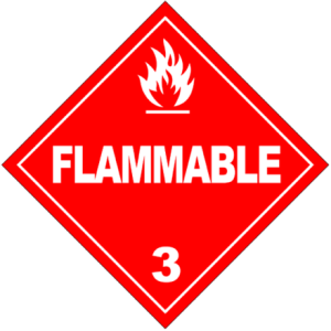 Guide to flammables