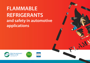World-first study leads to refrigerants safety guide