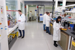 CSIRO supports innovative research into chemical manufacturing