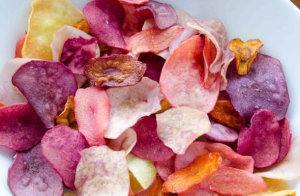 Bright ideas for more natural snacks