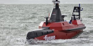 Fugro USV chosen to chart waters off SA