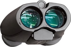 Activoptics stabilised binoculars will give you focus