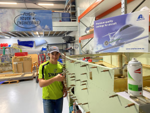 Build your own aeroplane: a STEM journey