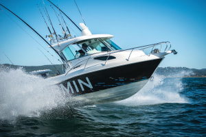 Garmin's Cruise Craft 685 EX HT