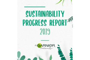 Garnier makes sustainability pledges