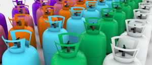 Companies fined for synthetic gas imports