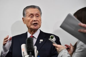 "President Mori claims Tokyo 2020 to take place ""no matter what happens"""