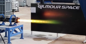 Gilmour Space Technology test success