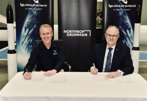Gilmour Space partners with Northrop Grumman