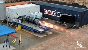 Gilmour Space begins main engine tests