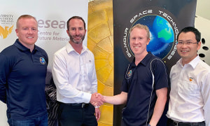 Gilmour Space partners with USQ on rocket tech