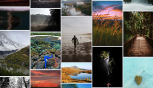 February 'Great Outdoors' free monthly comp: the winners announced!