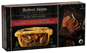 Herbert Adams re-launches with premium flavours