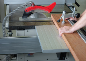 Review: Hafco ST254 tablesaw with sliding table