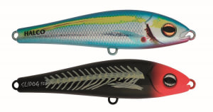 New holographic patterns for Halco lures