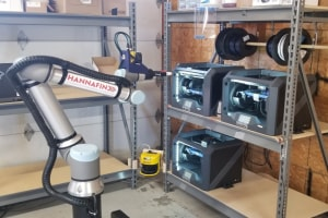 Cobots join fight against Covid-19