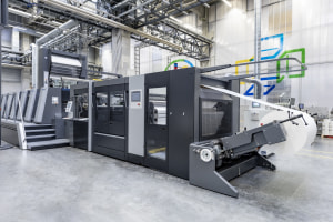 Heidelberg in major labels developments