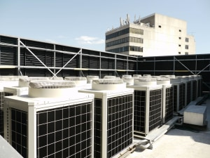 Extend the life of air-cooled HVAC units