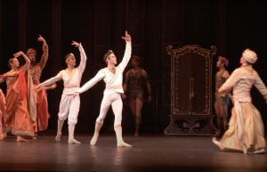 "Should ""culturally insensitive"" La Bayadère be performed?"