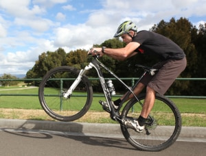 ISOLATION BIKING: A skills session for your daily exercise - PART II