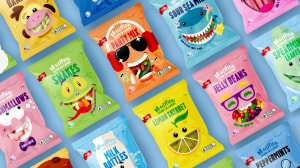 Hulsbosch creates sweet new suite of packs for Coles