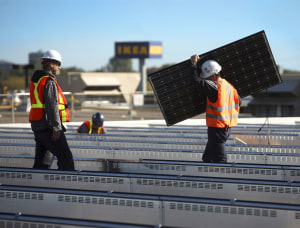 IKEA gets serious about solar