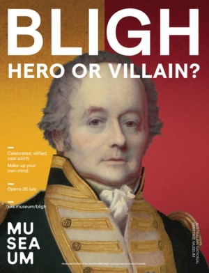 Maritime Museum to open groundbreaking new Bligh exhibition - Hero or Villain?