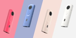 Ricoh releases Theta SC2: 14MP 360-degree action camera