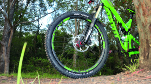 Trail Tested: MCS Gripper tyres