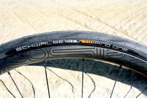 Tested: Schwalbe Pro One TLE 700 x 25 Tyres