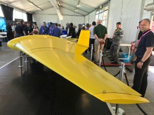 Autonomous Warrior gets underway at Jervis Bay