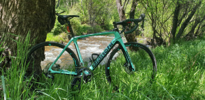 Tested: Latest Bianchi Infinito CV Disc In Victoria's High Country