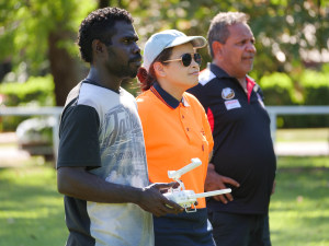 Indigenous UAS pilots graduate from landmark course