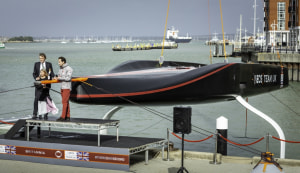 America's Cup: two more boats: new design differences