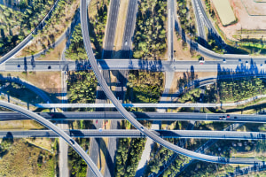 Net zero emissions roadmap for infrastructure