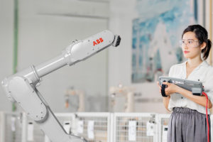 ABB introduces the new IRB 1300 robot