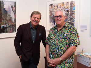 Ray Martin and Ken Duncan team up for new exhibition