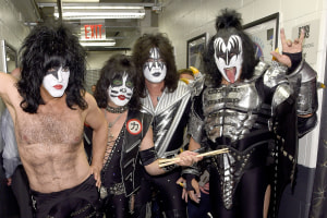 Kiss may play in Antarctica