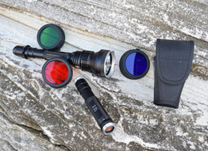 Klarus XT30R - the versatile shooting torch