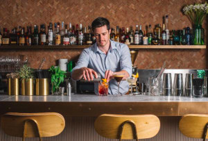 Cocktails with Public House Management Group mixologist Kurtis Bosley