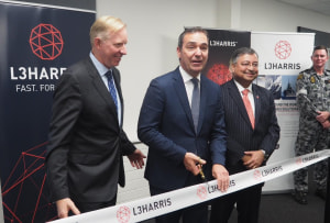 L3 Harris opens new SA office