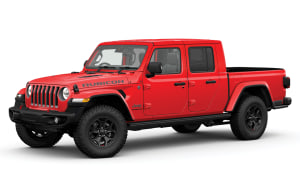 Dismal safety rating for Jeep Gladiator