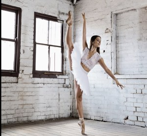 Libby-Rose Niederer: ballet always the goal