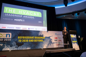 Winners announced for 2019 HVACR Leadership Awards