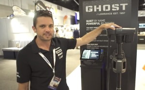 VIDEO: Lowrance's Ghost Trolling Motor