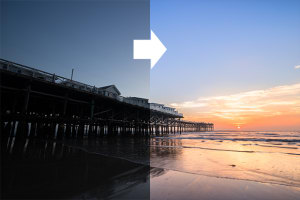 Tutorial images: Luminosity masks