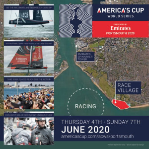Emirates brings the America's Cup World Series to Portsmouth