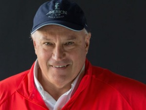 Iain Murray talks about the Oman leg of the America's Cup World Series