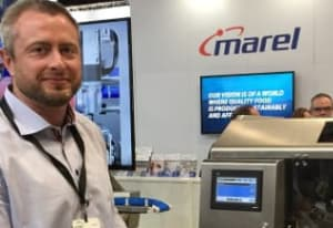 Meat machinery makes an impact at Foodpro